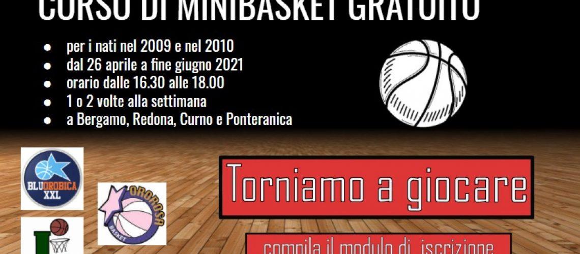 Minibasket gratuito